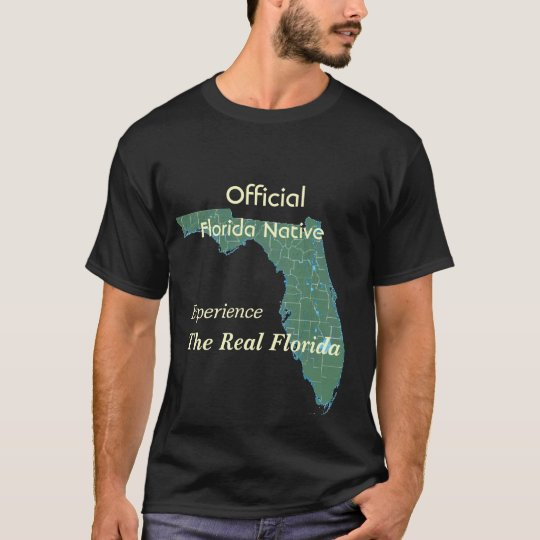 Official Florida Native T-Shirt