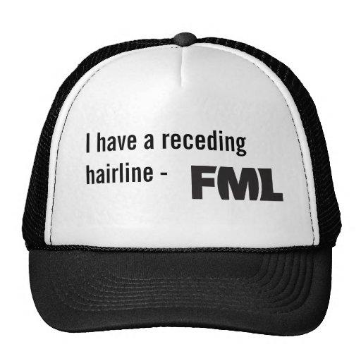 Official FML Hat - Receding Hairline