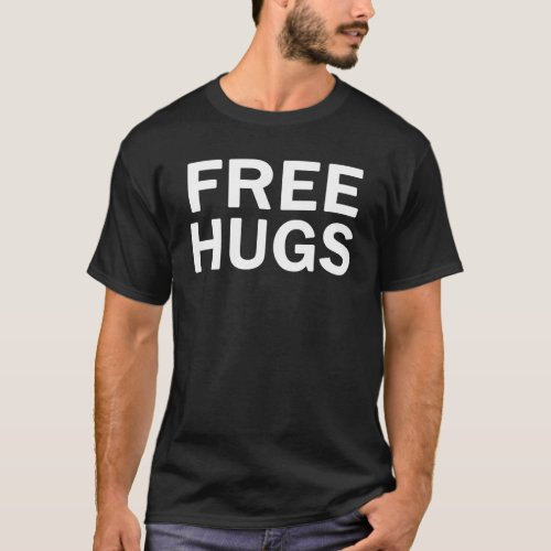 Official Free Hugs Mens Shirt