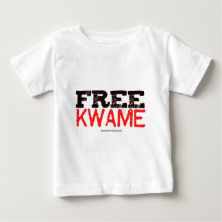 Official FREE KWAME! Baby T-Shirt