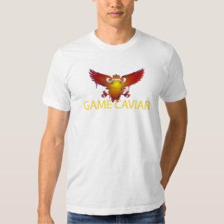 Official Game Caviar 2013 Shirt