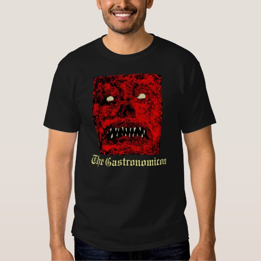 Official Gastronomicon Blog of the Fed T-shirt