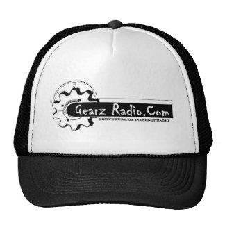 Official Gearz Radio Design Trucker Hat