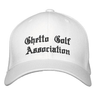 Official Ghetto Golf Association Golf Cap