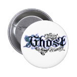 Official Ghost Hunter 2 Inch Round Button