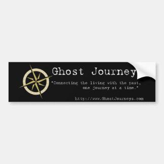 Official Ghost Journeys Bumper Sticker
