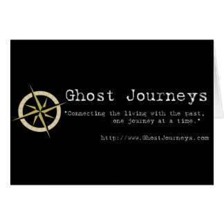 Official Ghost Journeys Card