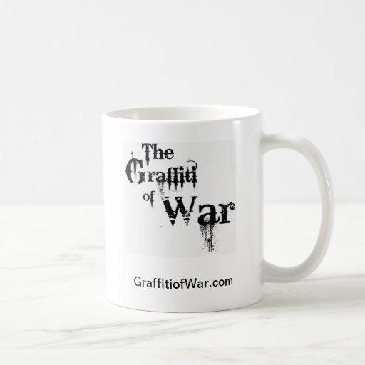 Official Graffiti of War Mug