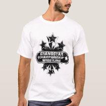 Official Grandstar Championship Wrestling T-Shirt