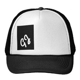 Official Gregory James GJ Trucker Hat