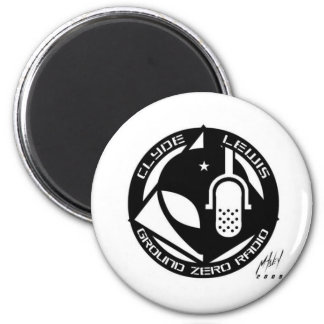Official Ground Zero Products! 2 Inch Round Magnet