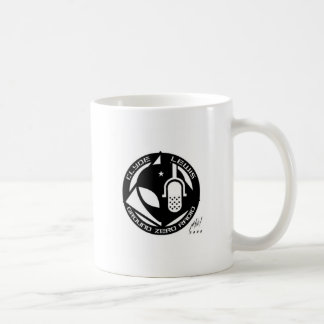 Official Ground Zero Products! Classic White Coffee Mug