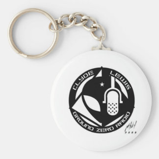 Official Ground Zero Products! Keychain