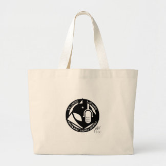 Official Ground Zero Products! Large Tote Bag