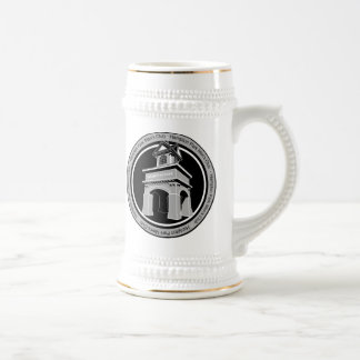 Official Hampton Park Mens Club Beer Stein