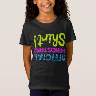 Official Handstand Shirt
