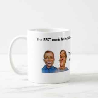 Official Herm and Rayce Show coffee mug!