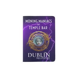 Official High Voltage Dublin Passport Cover
