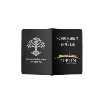 KarenMarieMoning Official HIGH VOLTAGE Passport Cover Dublin 2018