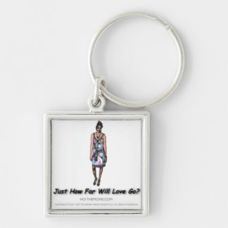 Official Ho Gear: Just How Far Will Love Go? key Keychain
