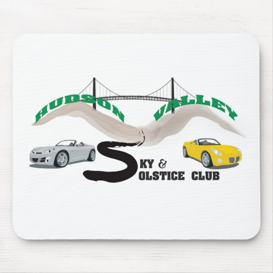 Official Hudson Valley Club Mousepad