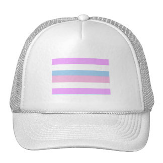 OFFICIAL INTERSEX PRIDE FLAG MESH HAT