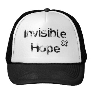 Official Invisible Hope Merch Trucker Hat