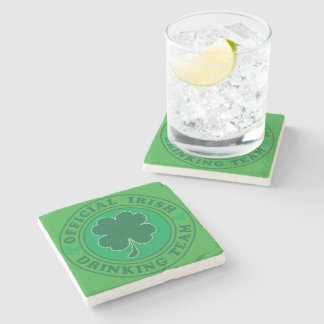 Official-Iris-Drinking-Team Stone Coaster