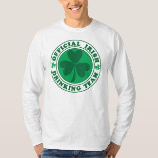 Official-Irish-Drinking-Team.2-png T Shirt