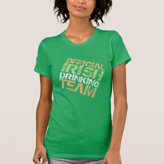 Official Irish Drinking Team Tee Shirt