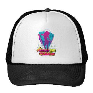Official JemCon 2012 Caps Trucker Hat