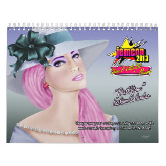 Official JemCon 2013 Calendar