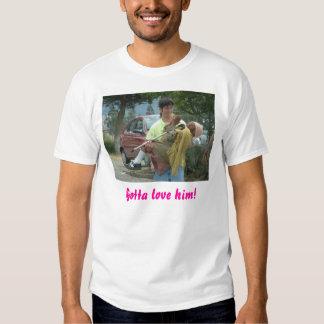 Official Jordan Neal Fan Club, Gotta love him! Tee Shirt