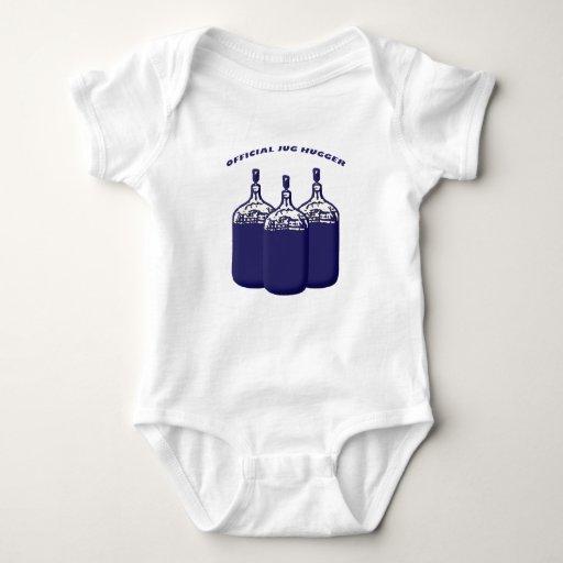 Official Jug Hugger Baby Bodysuit