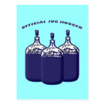 Official Jug Hugger Postcard