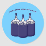 Official Jug Hugger Sticker