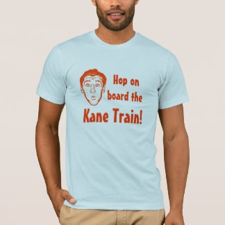 Official Kenny Kane shirt on American Apparel T