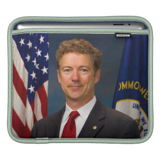 Official Kentucky Senator Rand Paul Portrait Sleeve For iPads