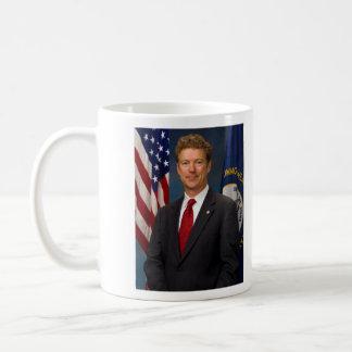 Official Kentucky Senator Rand Paul Portrait Mugs
