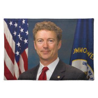 Official Kentucky Senator Rand Paul Portrait Placemat