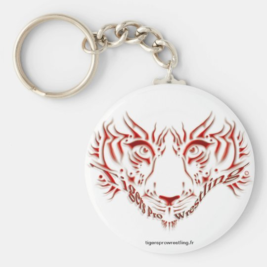 Official key-ring TPW Keychain