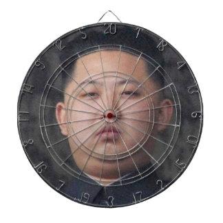 official kim jong un dartboard