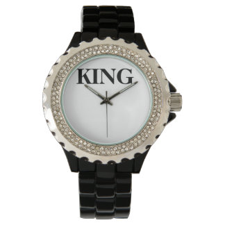 """Official King Royalty """"KING"""" Watch"""
