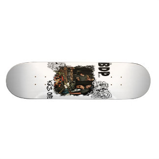(Official) KRS-One (The BDP Album) Skateboard.