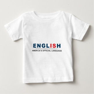 Official Language Baby T-Shirt