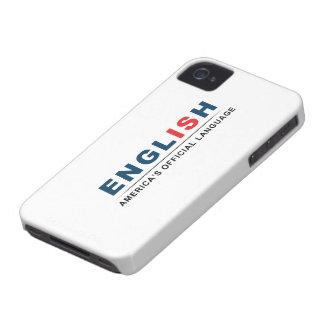 Official Language iPhone 4 Case