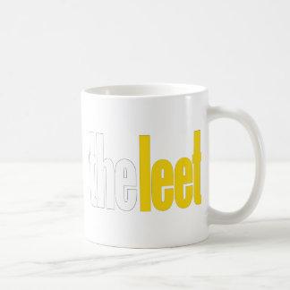 Official Leet merchandise Mug