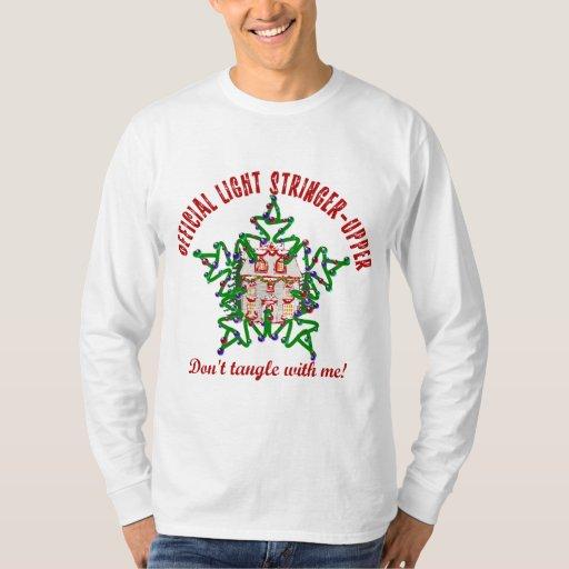 Official Light Stringer Upper Shirts