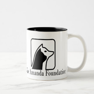 Official Logo for The Amanda Foundation Coffee Mug