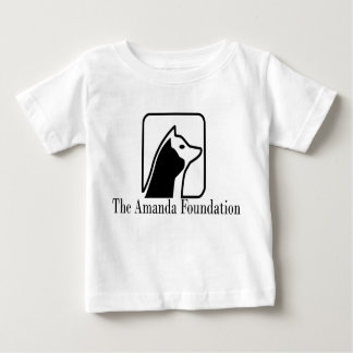 Official Logo for The Amanda Foundation Infant T Baby T-Shirt